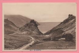 Eynton, Valley Of Rocks - Inghilterra