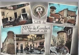 Saluti Da San Polo Dei Cavalieri - Roma - H3240 - Italia