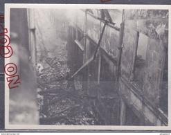 Au Plus Rapide Sapeur Pompier Paris Sapeurs-pompiers Feu Ateliers Impasse Marcès Mai 1941 - Pompiers