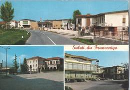 Saluti Da Francenigo - Gaiarine - Treviso - H1305 - Treviso