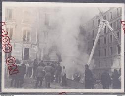 Au Plus Rapide Sapeur Pompier Paris Sapeurs-pompiers Bombardement 2 E Guerre Mondiale Ave Faidherbe Asnières 31 Déc 1943 - Firemen