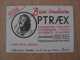 BUVARD PTRAEX BAIN OCULAIRE - Chemist's