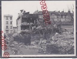Au Plus Sapeur Pompier Paris Sapeurs-pompiers Bombardement 2 E Guerre Mondiale Studios Photosonor Courbevoie 31 Déc 1943 - Firemen