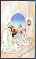 K1283- Pakistan Post Issue A Eid Greeting Card. Type-3 - Pakistan