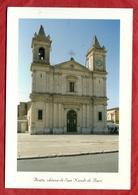 PS88--RAGUSA--ACATE, CHIESA DI SAN NICOLO' DI BARI---CARTOLINA EDITA DALLA DIOCESI DI RAGUSA - Ragusa
