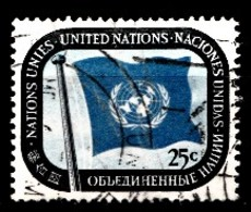 Nations Unies New-York 1951  Mi.Nr: 9  Freimarken...  Oblitèré / Used / Gebruikt - New-York - Siège De L'ONU