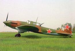 Ilyushin II-2m3 Bark  -  1942 -  CPM - 1939-1945: 2ème Guerre