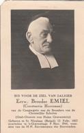 Broeder Constantin Herreman-st.nicolaas 1857 Den Haag 1944-hoek Beschadigd - Images Religieuses