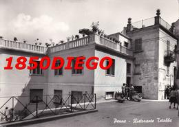 PENNE - RISTORANTE TATOBBE  F/GRANDE VIAGGIATA ANIMATA - Pescara
