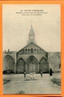 SPR494, Mission Catholique De Brazzaville, Congo Français, Animée,35, Circulée Sous Enveloppe - Missions