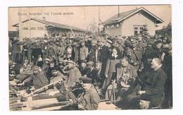 SC-1794   TORNEA : Ryska Invalider Vid Tornea Station - Suède