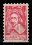 YV 305 Richelieu N** Cote 90 Euros - France
