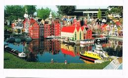 SC-1796  BILLUND : Legoland  Hollandsk By ( LB 168 ) - Danemark