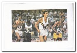 Staffa 1976, Postfris MNH, Olympic Summer Games - Regionale Postdiensten