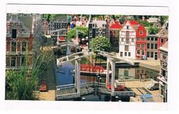 SC-1797  BILLUND : Legoland  Amsterdam ( LB 153 ) - Danemark