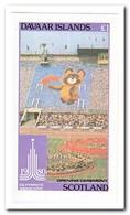 Davaar Islands 1980, Postfris MNH, Olympic Summer Games - Schotland