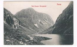 SC-1802  HAUGEN : Norangsdal - Norvège