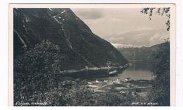 SC-1805  EIDFJORD : Hardanger - Norvège