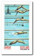 Gairsay 1980, Postfris MNH, Olympic Summer Games - Schotland