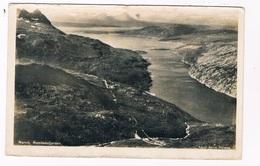 SC-1806  NARVIK : Rombaksfjorden - Norvège