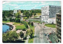 SC-1807   HELSINKI : Kaupunginteatteri Ja Virastotalo ( Theatre ) - Norvège
