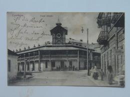 Ukrayna 479 Czortkow Corktiv Chortkiv Bazar 1910 Ed J Frankl - Ucraina