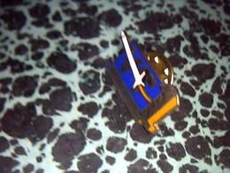 PIN S Avec FermoIr  PUB  THOMSON Csf Aerospatiale - Space