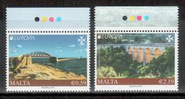 Malta / Malte 2018 Satz/set EUROPA ** - 2018