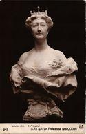 CPA La Princesse Napoleon BELGIAN ROYALTY (844202) - Familles Royales