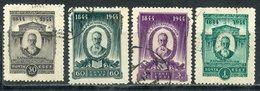 Y85 USSR 1944 827-830 (919-922) 100 Th Anniversary Rimsky-Korsakov - Music