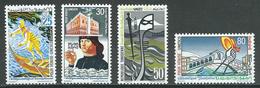 Tunisie YT N°712/715 Sauvegarde De Venise UNESCO Neuf ** - Tunisie (1956-...)