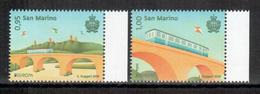 San Marino / Saint Marin 2018 Satz/set EUROPA ** - 2018