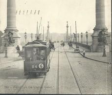 +++ CPA - LIEGE - Entrée Du Pont De Fragnée - TRAM   // - Liege