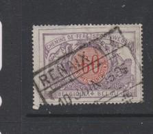COB 37 Oblitération Centrale RENAIX N°4 - 1895-1913