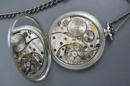 Ancienne Montre à Gousset Cortebert - Watches: Bracket