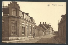 +++ CPA - WINGENE - WYNGENE - Nieuwstraat - Nels  // - Wingene