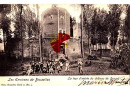 Les Environs De Bruxelles - La Tour D'entrée Du Château De BEERSEL - Beersel