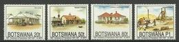 BOTSWANA 1997 CENTENARY OF FRANCISTOWN SET MNH - Botswana (1966-...)