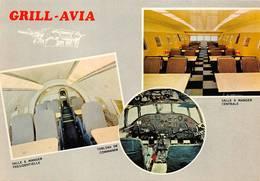 Avion Restaurant Ambérieu En Bugey - 1946-....: Era Moderna