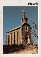 Fleurie Canton Beaujeu Chapelle - France