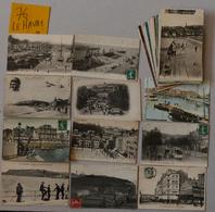 76 - SEINE MARITIME  - LE HAVRE -  - 64 CPA - Le Havre