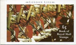 GREAT BRITAIN 1990 London Life Prestige Booklet - Booklets