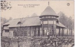 Antwerpen, Melkerij Van Het Nachtegalenpark.Propr A.Schram. - Antwerpen