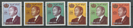 Maroc YT N°936/941 Roi Hassan II Neuf ** - Morocco (1956-...)
