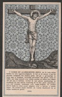 Priester Tryphon Emiel Melis-zele 1856-blasius-boucle 1903 - Devotion Images