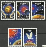 KIRIBATI 2000 MILLENNIUM SET MNH - Kiribati (1979-...)