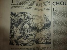 1961 Jean-Antoine Carrel Guide Du Cervin ; LAOS;  Gary Cooper;  Yainville;  Royan; Etc - Zeitungen