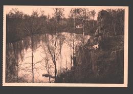 Blanmont - Les Molignats - Le Rocher Et L'étang - Chastre