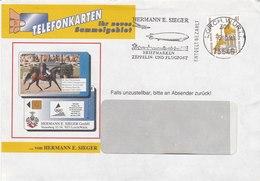 Telefonkarten Ihr Neues Sammelgebiet / Dr Josef Neckermann Olympiasieger - Poste