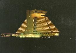 "Doha (Qatar) ""Doha Sheraton Hotel"" At Night, La Nuit, Bei Nacht, Notturno - Qatar"